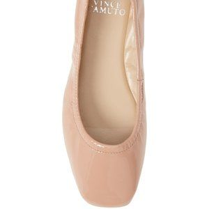 Baby Doll Soft Patent Flats Vince Camuto